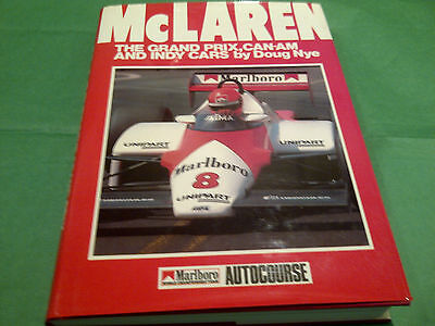 McLaren The Grand Prix, Can-Am and Indy Cars