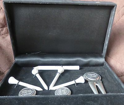 Dalmahoy Golf Course Tees/ball Marker/pitch Repair Fork Brand New In Box