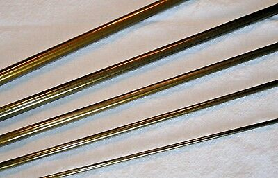 """T.L. Johnson SL Fly Rod Blank 9'0"""" 8wt. 5Pc Golden Brown FREE SHIPPING!"""