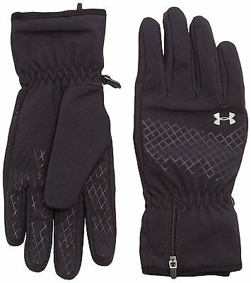 Under Armour 1249436 001 ColdGear® Infrared Storm Stealth Womens Gloves Sz M