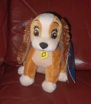 Disney Lady And The Tramp Lady Soft Toy Small
