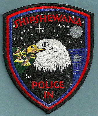Shipshewana Indiana Police Patch