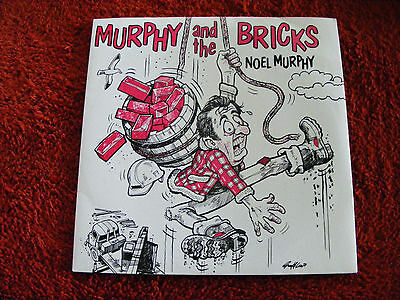 Noel Murphy  Murphy & The Bricks / From Clare To Here.  Very Funny Comedy Record