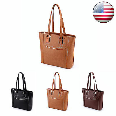 Women Hobo Purse Leather Messenger Handbag Satchel Crossbody Tote Bag Shoulder
