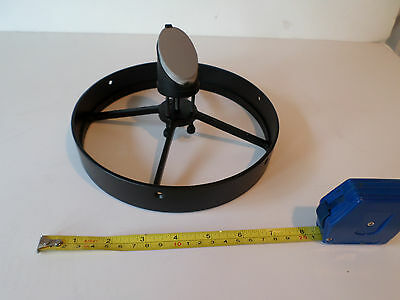 Extra Lg NEW 4 VANE SECONDARY MIRROR+CELL FOR REFLECTOR TELESCOPE  51mm X 35mm