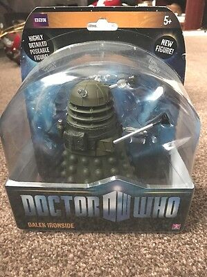 """Doctor Who 5"""" Dalek Ironside Victory of the Daleks NEW ON CARD"""