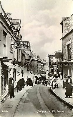 Catherine Street (Hill), FROME, Somerset RP