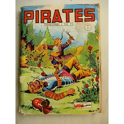 PIRATES n°27 (MON JOURNAL 1967)