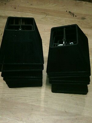 Lamp shades(black excellent condition)