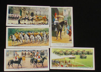cigarette cards LAMBERT AND BUTLER INTERESTING CUSTOMS & TRADS. OF  NAVY LOT 50.