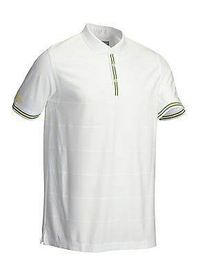 Callaway Golf Tagged Polo Shirt    White Large