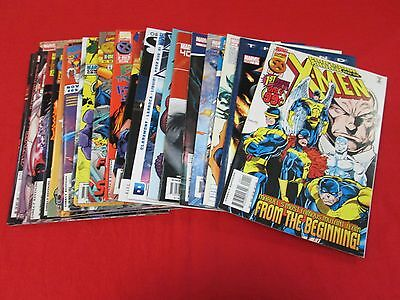 Backstock Blowout - X-Men Lot Of 25 Comics No Repeats Huge Discount