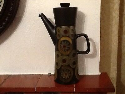 Denby Arabesque Collection Large Coffee Pot