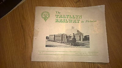 Talyllyn Railway In Pictures Book No 1 - Wales Uk Trains