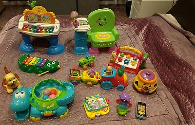 Fisher Price Baby and Toddler Toy Collection