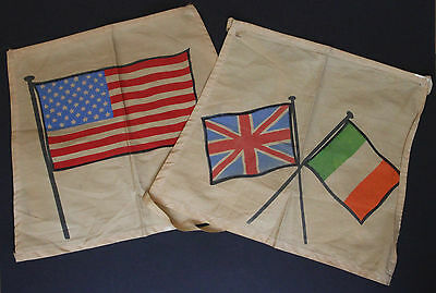 Very Rare Ryder Cup Caddy Bibs From the 1950's ***NO RESERVE***