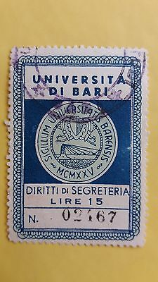 Italy Rare Used/Unused Postage, Districts And Government Tax Stamps as Per Photo
