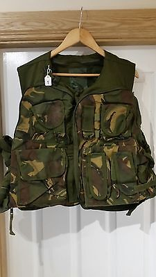 Load carrying body armour cover AFV crewman