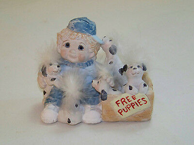 c1996 - DREAMSICLES - KIDS:  FREE PUPPIES