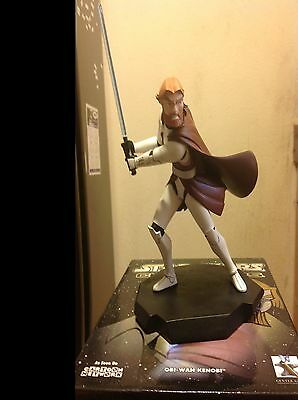 PROMO Obi Wan Kenobi Storm Trooper StarWars Gentle Giant Animated PROMO Maquette