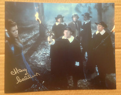 ORIGINAL AUTOGRAPHED PHOTO OF MARY COLLINSON Twins of Evil