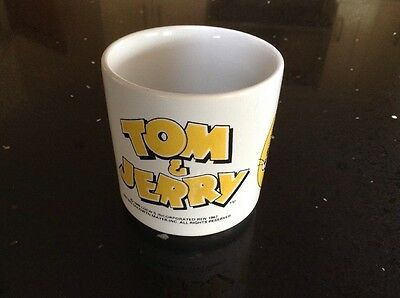 LOVELY SMALL TOM AND JERRY MUG - Vintage - Metro Goldwyn Mayer - Part Of Set