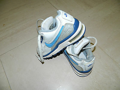 Infant Boys nike air max trainers Size UK 7