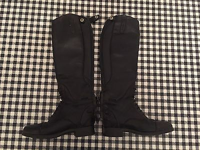 Ariat Long Leather Suede Riding Boots 4