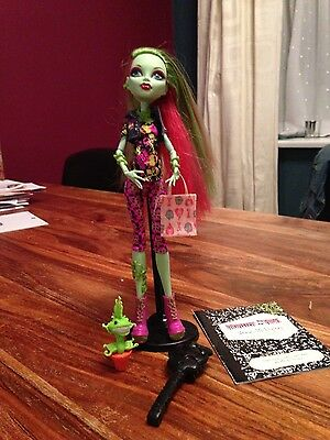 Monster High Venus Mcfllytrap Doll