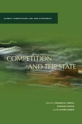 Competition and the State by D. Sokol Hardcover Book (English)