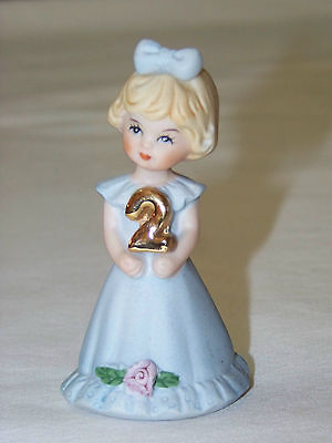 Enesco: GROWING UP GIRLS - 2 Year Old BLONDE