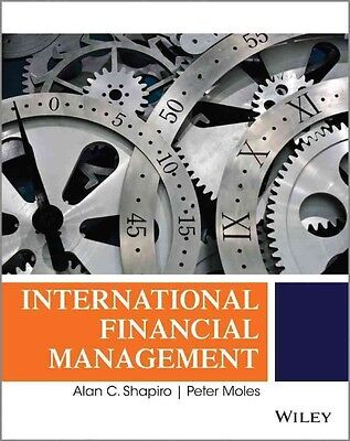 International Financial Management by Alan C. Shapiro Paperback Book