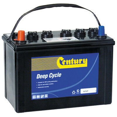 NEW 12V100Ah Recreational & Deep Cycle Battery N70T
