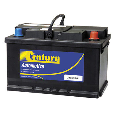 NEW 12V600CCA Century Automotive Battery DIN65LMF