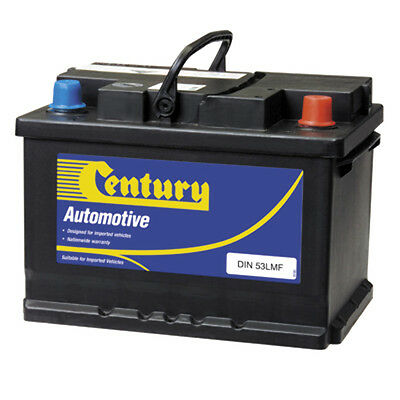 NEW 12V500CCA Century Automotive Battery DIN53LMF