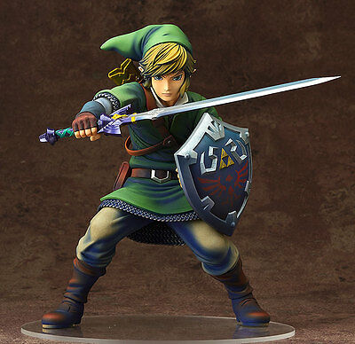 The Legend of Zelda Skyward Sword PVC Statue 1/7 Link 20 cm