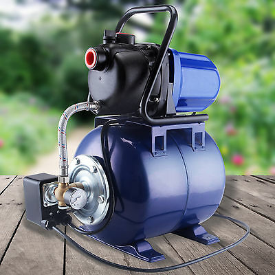 """1.6 HP 1"""" Electric Water Booster Garden Pump Irrigation System Pool Pond Farm"""