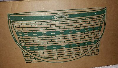 Longaberger 1995 Traditions Collection Family Basket NIB New in Box w/Insert