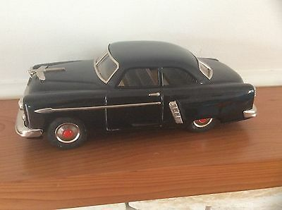 Vintage Tin Toy Ford by Marusan  1950's