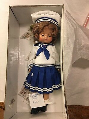 Effanbee- Patsy Joan Sailor Doll