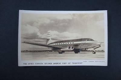 165) The Avro Canada Jetliner America's First Jet Transport Bad Vertical Crease
