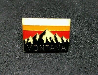 Montana Hat - Lapel Pin