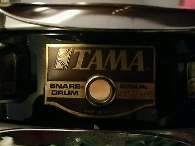 "Tama Artwood AW543 ""maple"" 3.5"" x 14"" snare drum !"