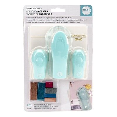 American Crafts We R Memory Keepers Magnetic Stapler 662897