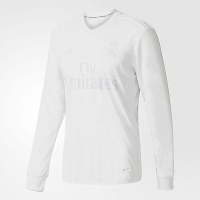PARLEY Real Madrid 16 / 17 - LONG SLEEVE Jersey M size - NEW * LIMITED EDITION *