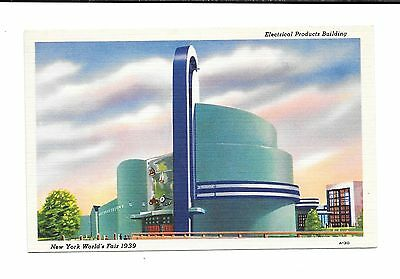 1939 New York World's Fair PC Electrical Products Building