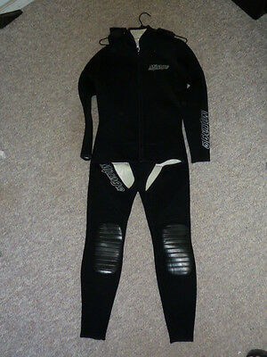 As New 2min use Mirage Med 2 peice 5mm wetsuitSize 3  Scuba Diving Dive