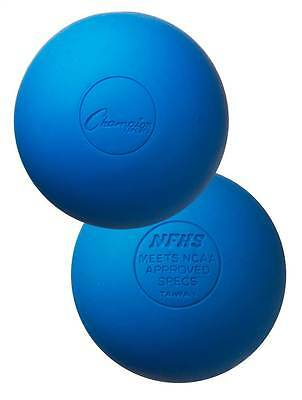 Official Lacrosse Ball in Royal Blue - Set of 12 [ID 3214981]