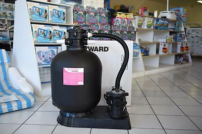 "NEW Hayward 80kg 20"" Sand Filter With 3/4hp (.75hp) swimming pool Pump"