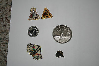 Ducks Unlimited Delta Waterfowl Collectible Pins Lot